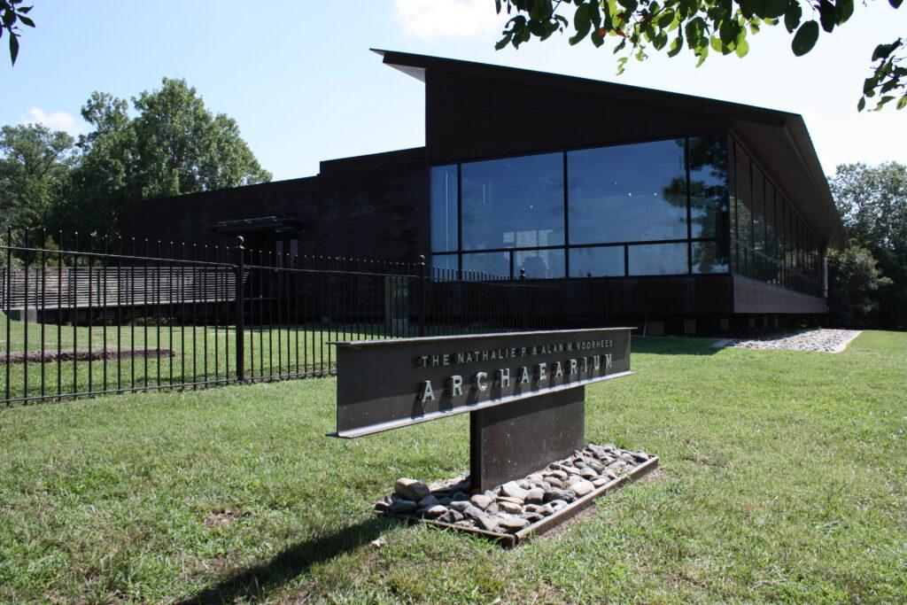 Historic Jamestowne Jamestown VA Archaearium  Williamsburg VA Area Attraction Williamsburg VA Attraction