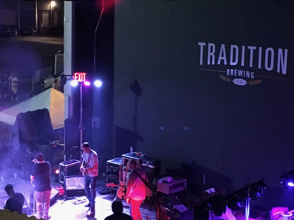 Virginia Peninsula Breweries Tradition Brewing Music Concert Newport News Craft Brewery