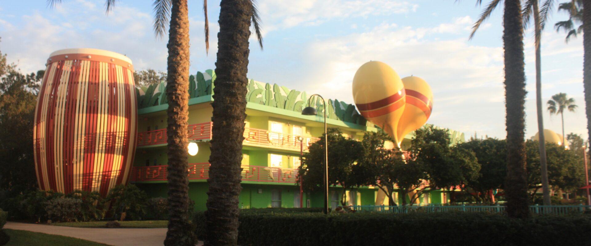 Disneys All Star Music Resort
