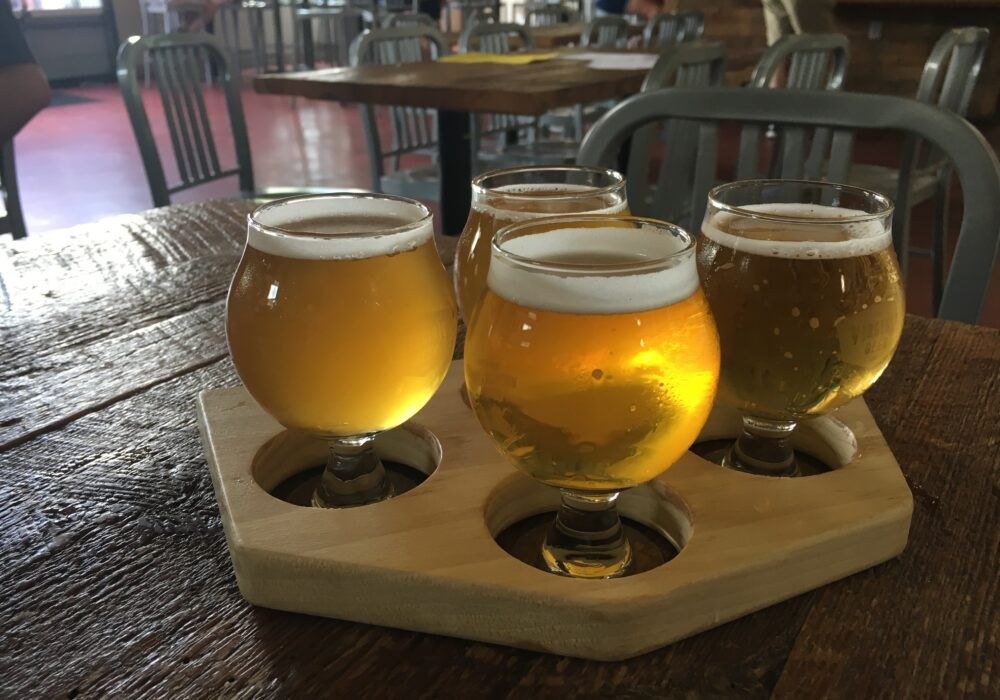 Top Five Virginia Peninsula Breweries