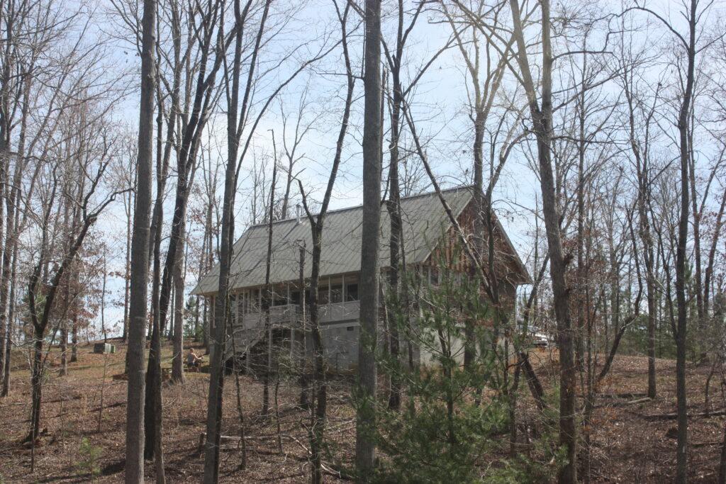 Don Carter State Park Cottage