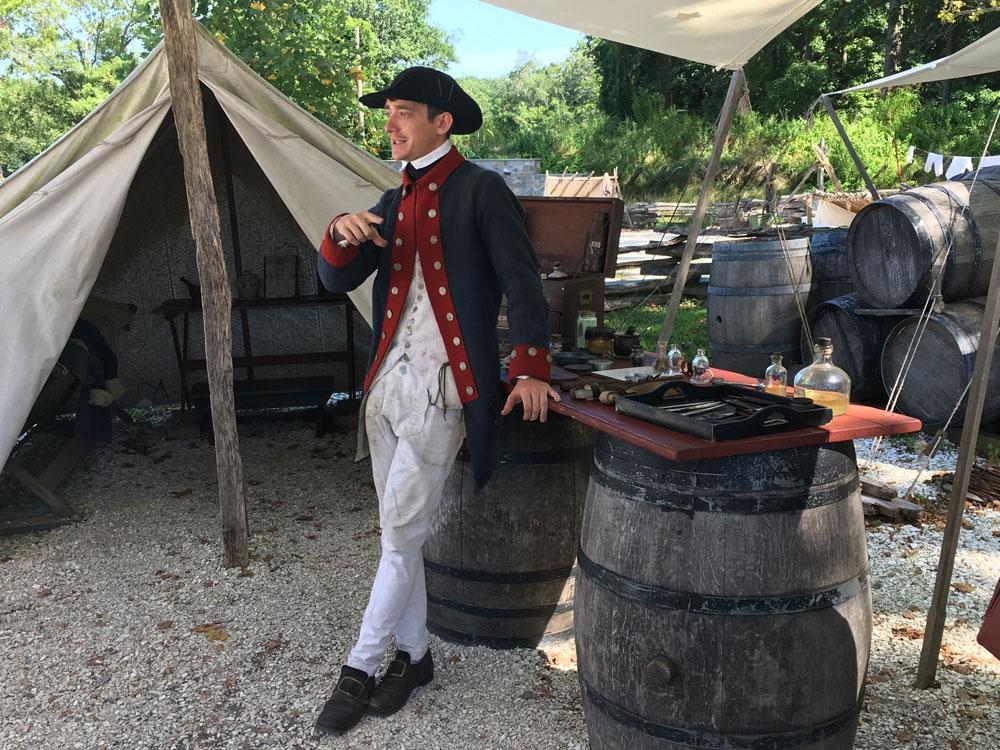 American Revolution Museum At Yorktown Revolutionary Army Medicine