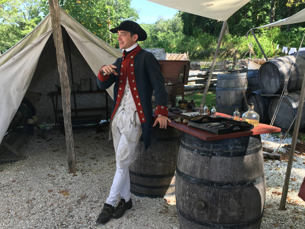 American Revolution Museum At Yorktown Revolutionary Army Medicine