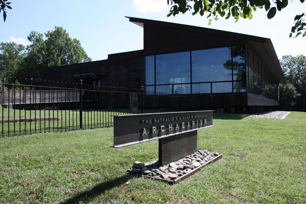 Historic Jamestowne Jamestown VA Archaearium Museum