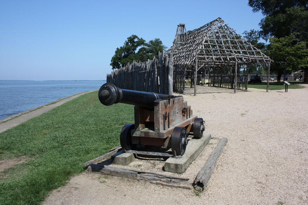 Historic Jamestowne Jamestown VA Jamestown Fort Canon