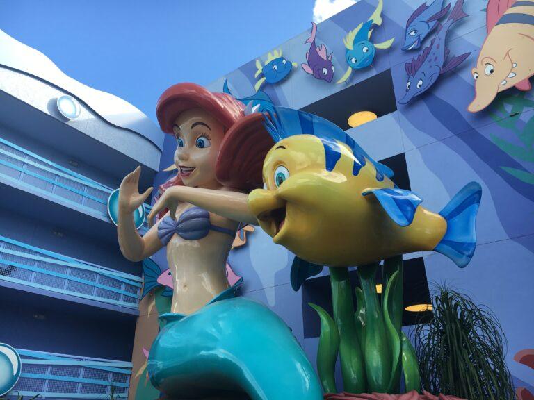 Disney's Art of Animation Resort Review
