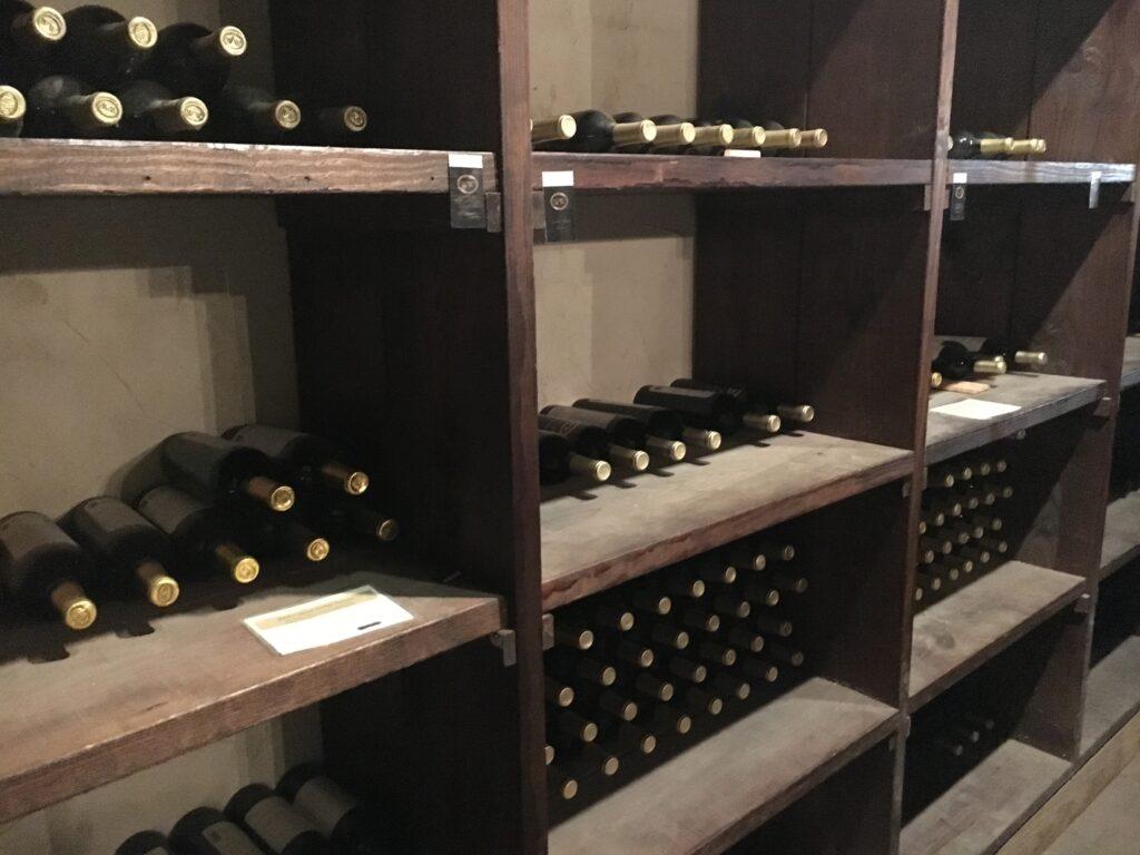Williamsburg Winery Cellar Premium Bottles