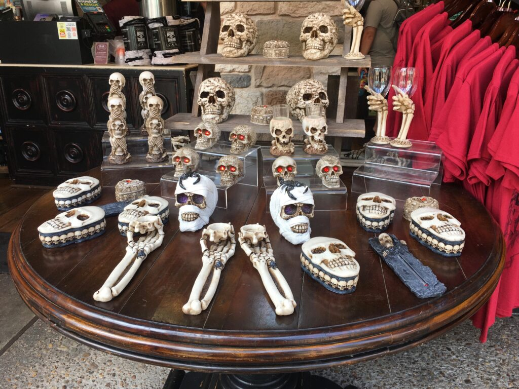 Busch Gardens Williamsburg Howl-O-Ween Gift Shop Halloween