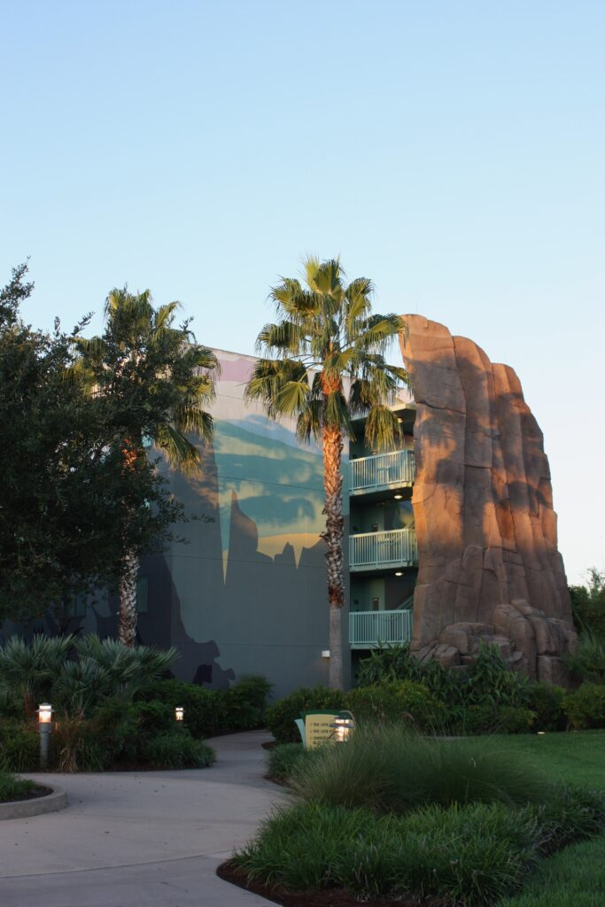Disneys Art of Animation Lion King Building Stairs