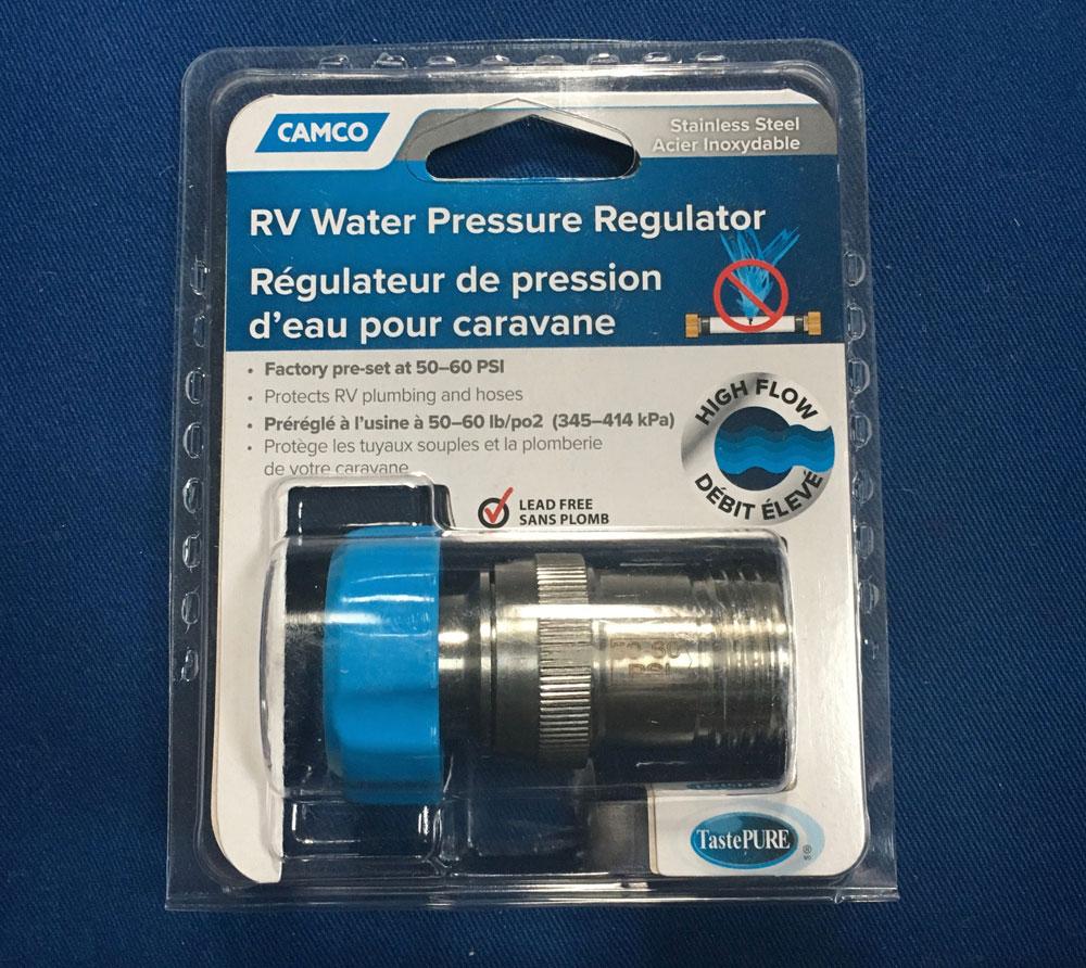 Camco RV Water Pressure Regulator
