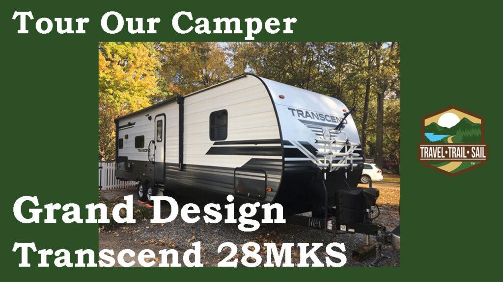 Grand Design Transcend 28MKS Video Tour Thumbnail