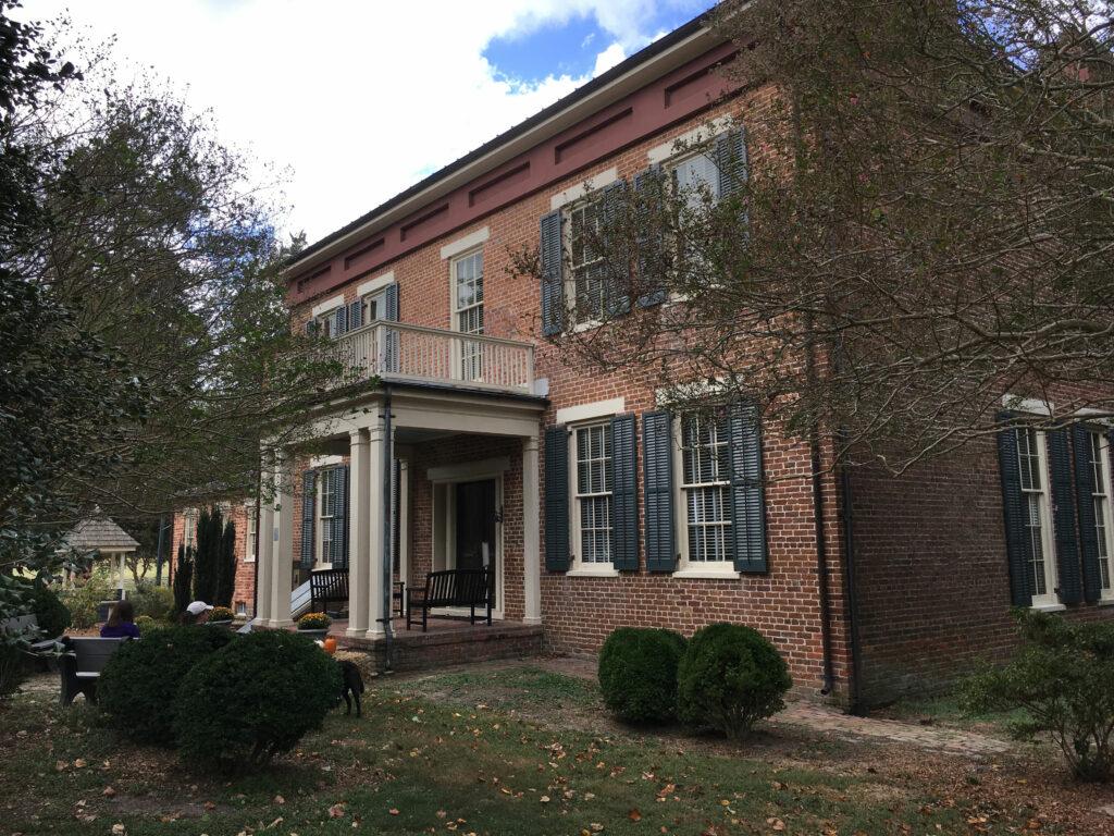 chippokes plantation state park jones stewart mansion