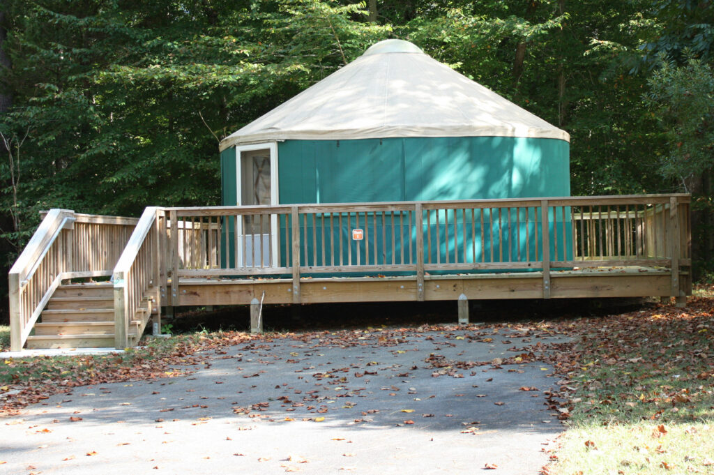 chippokes plantation state park yurt