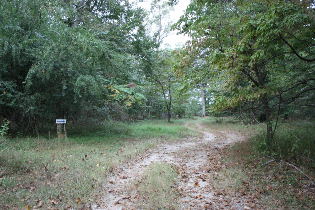 smith fort plantation surry county va trail
