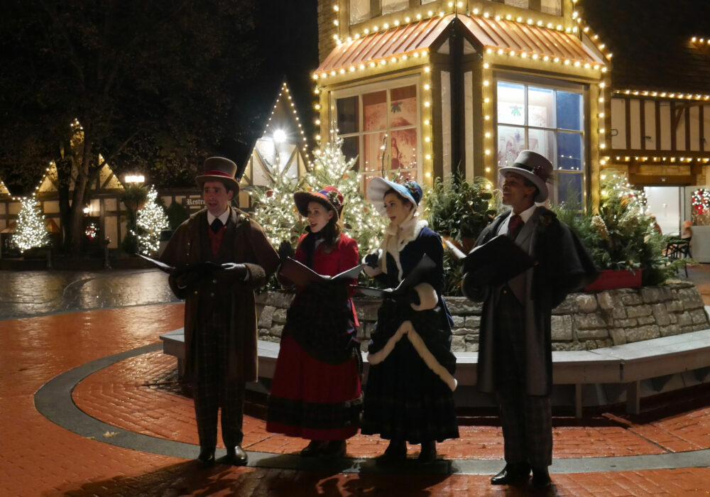 Busch Gardens Williamsburg Christmas Town
