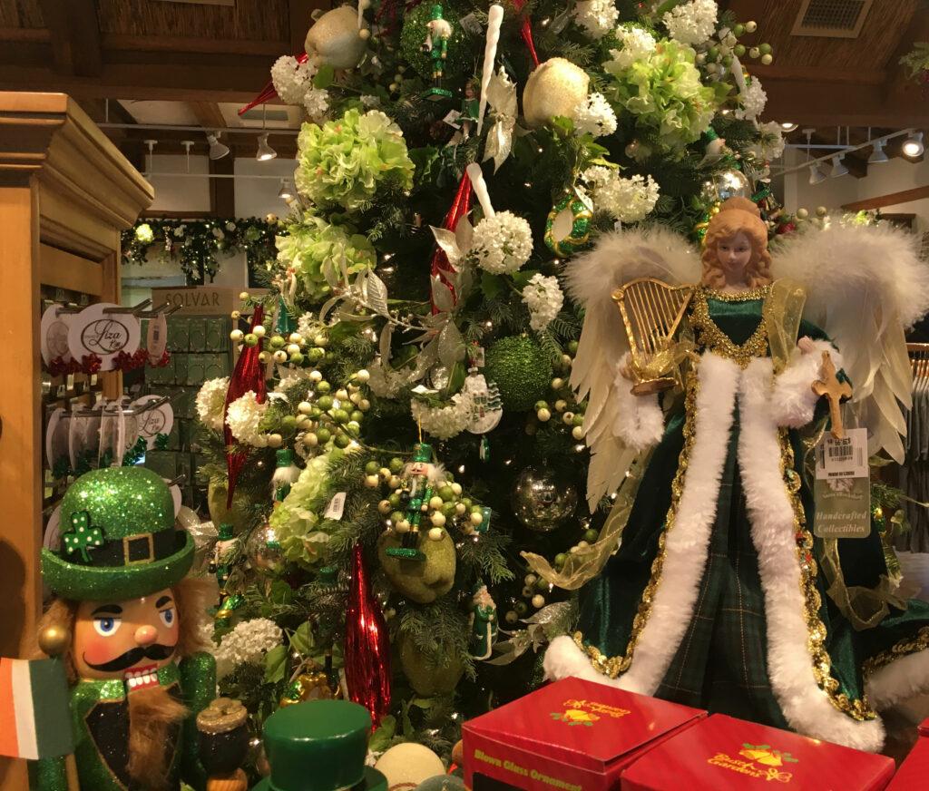 Busch Gardens Williamsburg Christmas Town Ireland Gifts