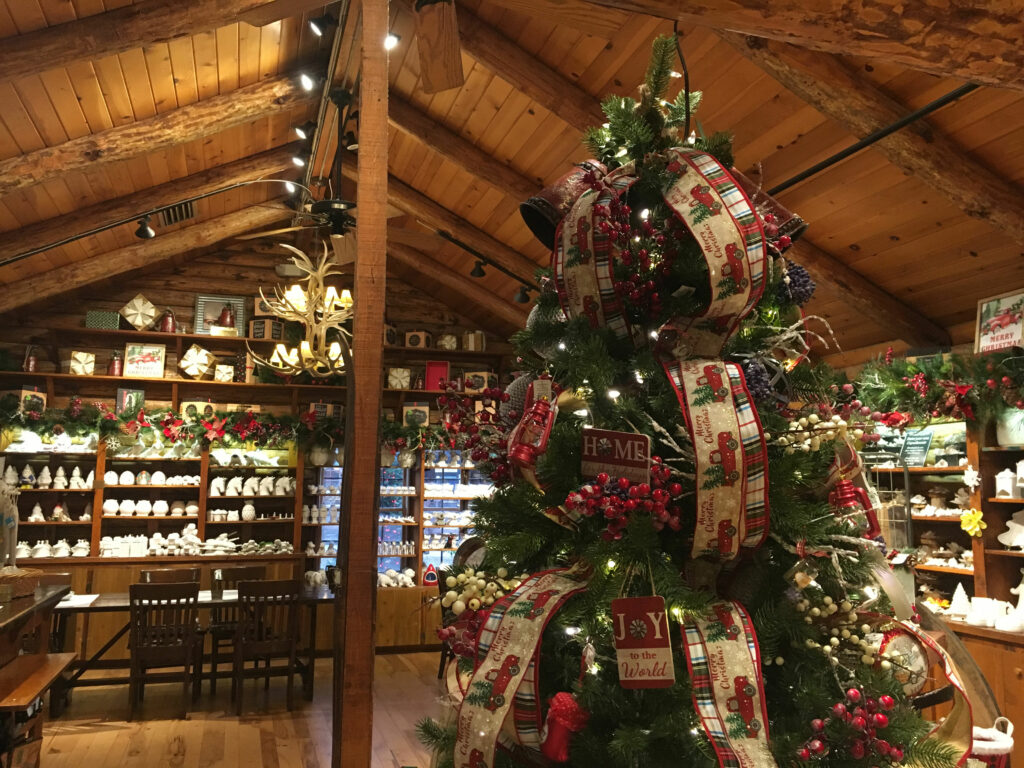 Busch Gardens Williamsburg Christmas Town New France Gifts