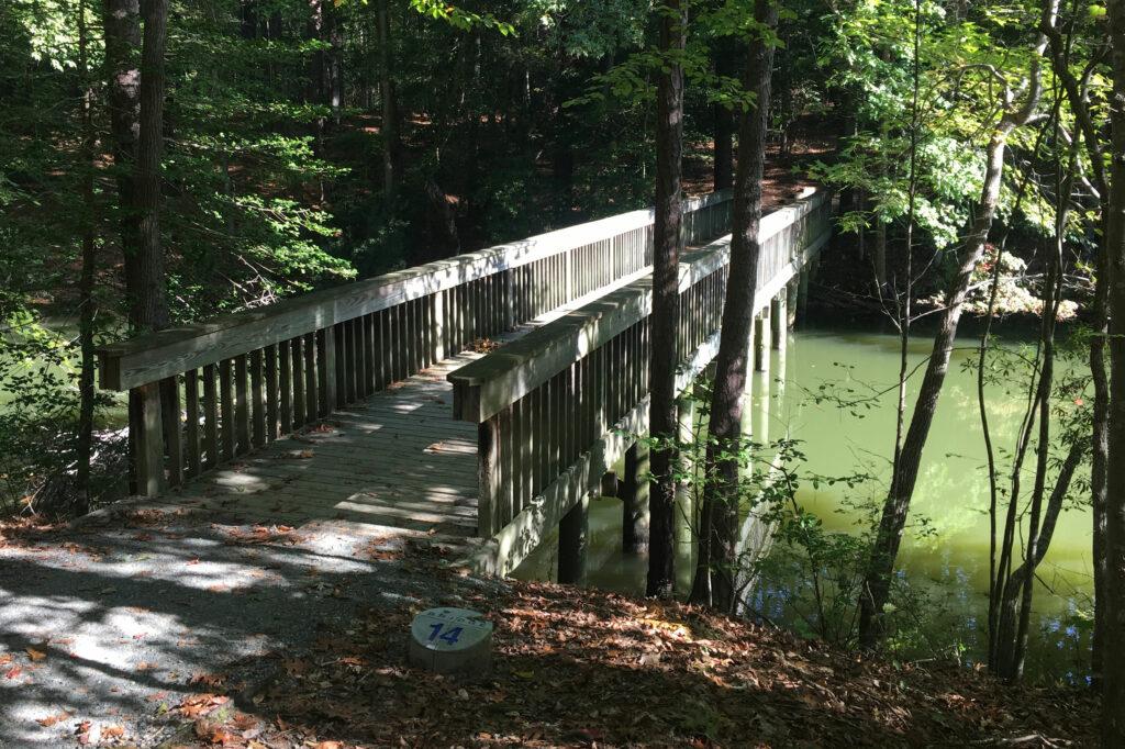 Noland Trail Newport News VA Bridge 14