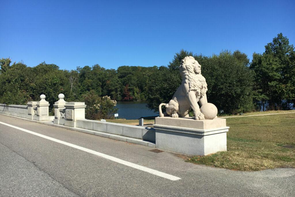 Noland Trail Lions Bridge Newport News VA