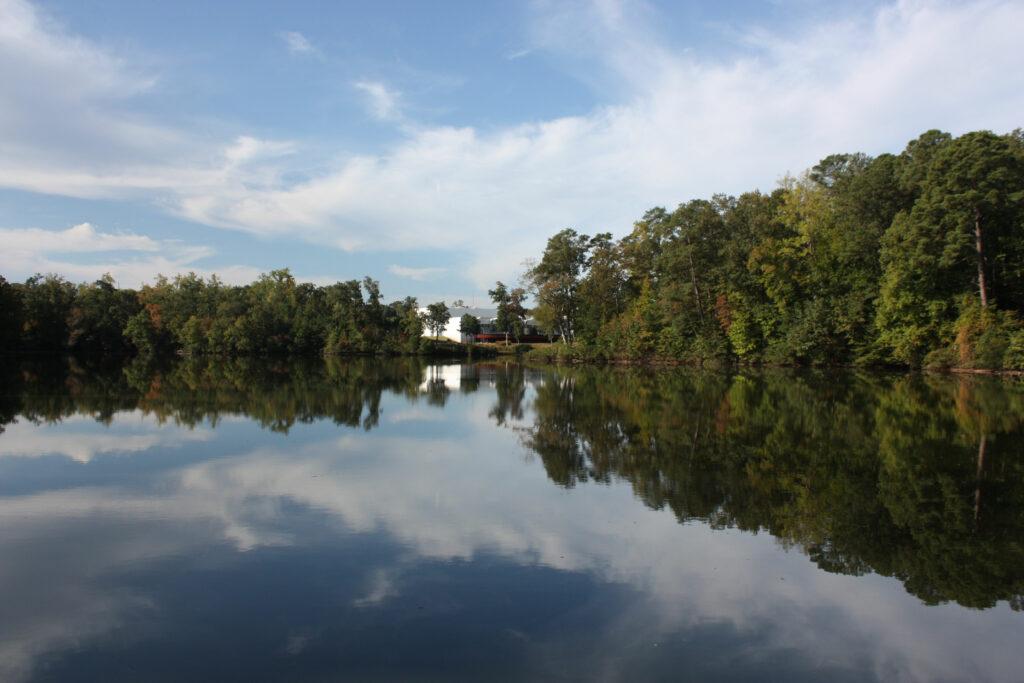 Noland Trail Lake Maury Mariners Museum Newport News VA