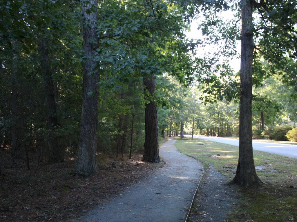 Noland Trail Meadow Path Newport News VA