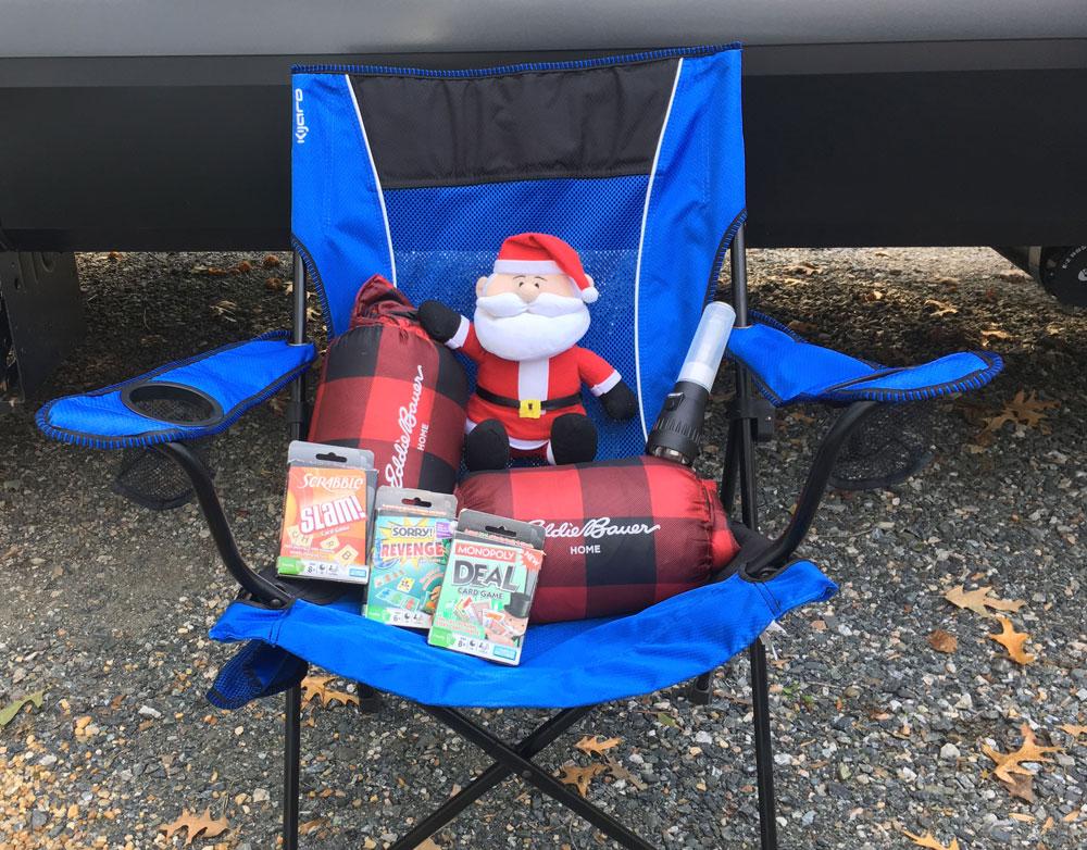 RV Camper Holiday Gift Wish List
