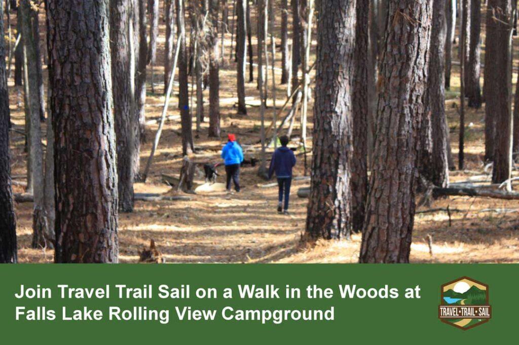 Falls Lake Rolling View Video Tour