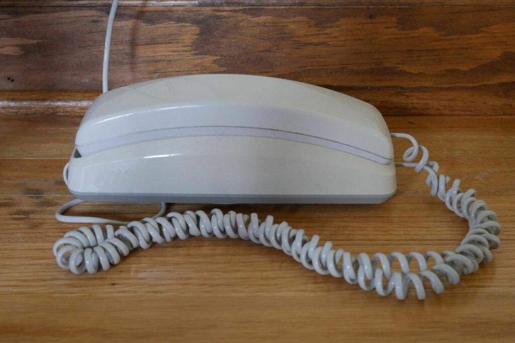 Old Landline Phone Cut The Cord Get Virtual Landline