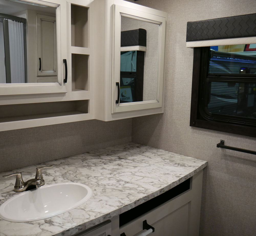 Jayco Camper Interior Design On Display At Richmond RV Show 2020