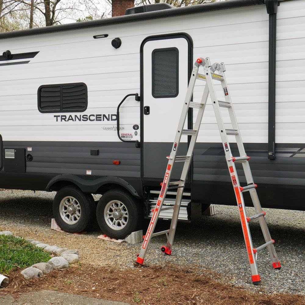 Little Giant Ladder By Camper