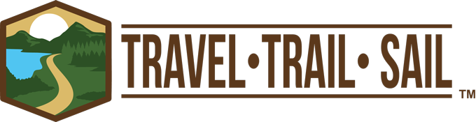 Travel Trail Sail Logo