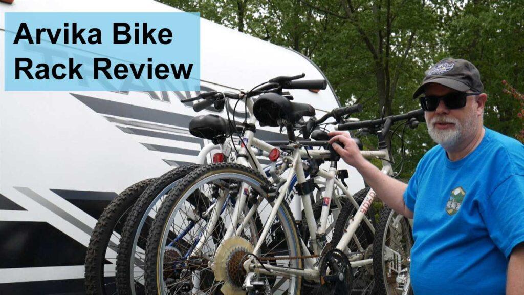 Arvika Bike Rack Review YouTube Video Thumbnail