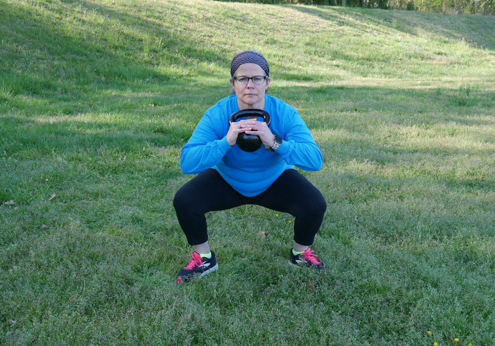 5 Favorite Kettlebell Exercise Moves