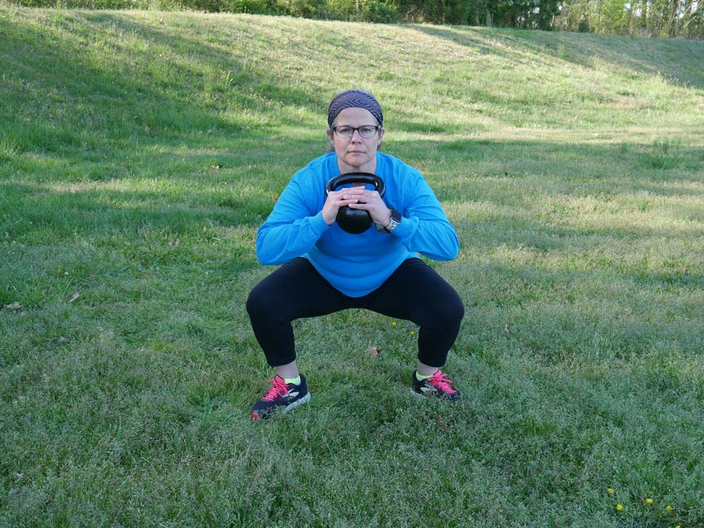 5 Favorite Kettlebell Exercise Moves