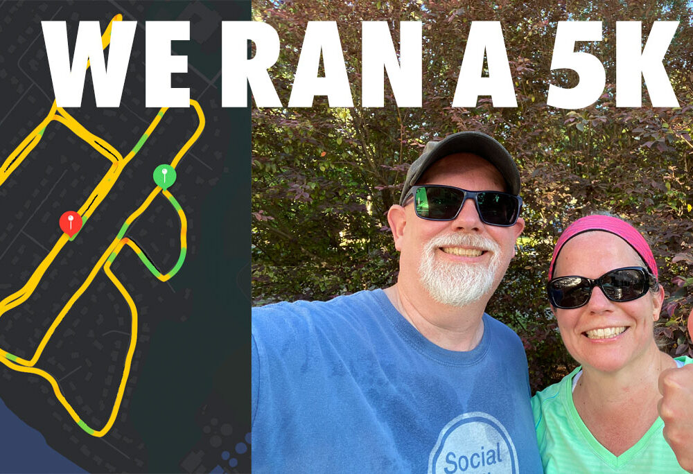 Our Couch to 5K Running Challenge