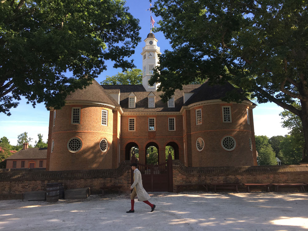 The Capitol Colonial Williamsburg VA