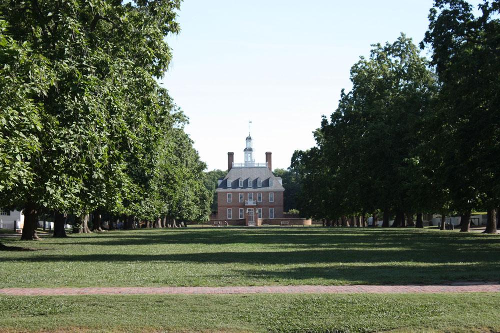 Palace Green Colonial Williamsburg VA