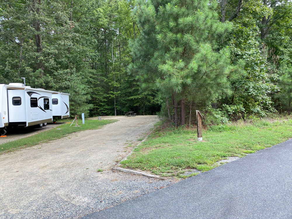 Belle Isle State Park Campground Back In Buddy Sites