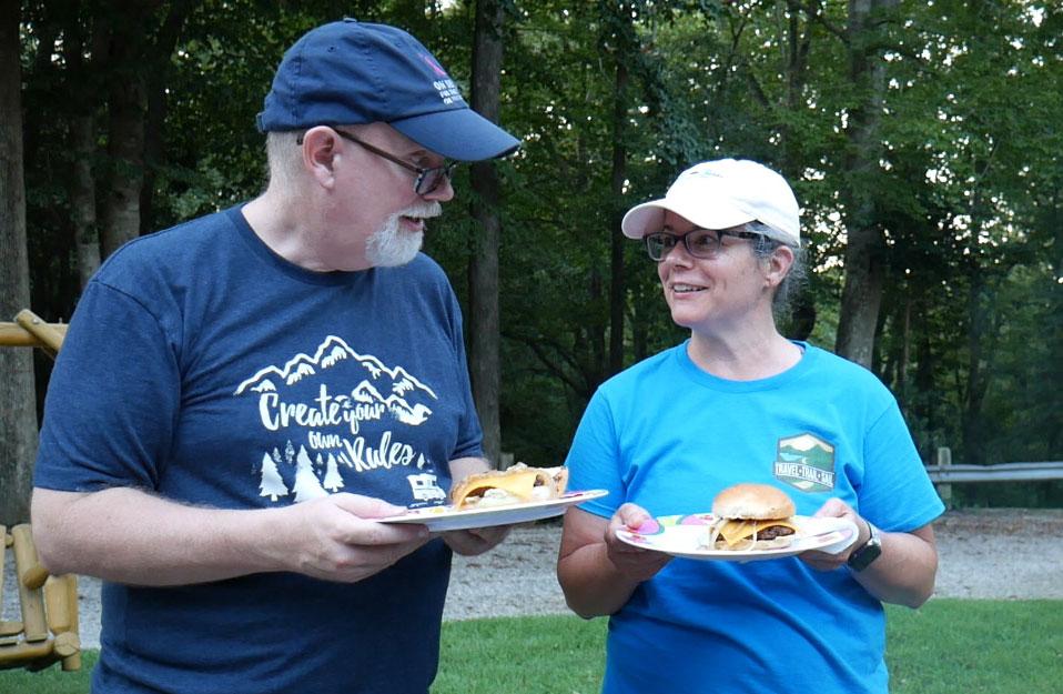 Wisconsin Smashburger Patties Ready to Enjoy