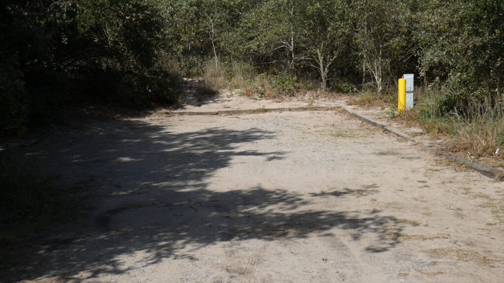First Landing State Park Campsite Example