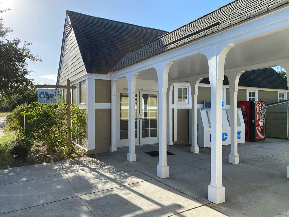 First Landing State Park Visitors Center and Snack Bar