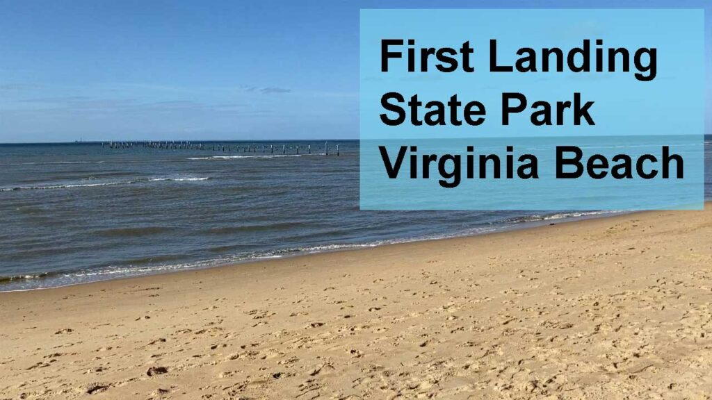First Landing State Park Video