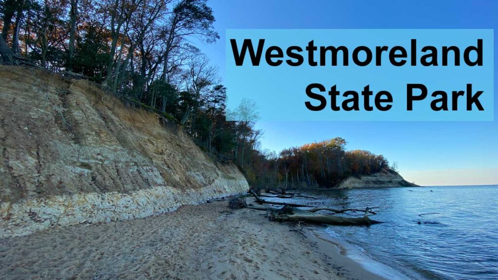 Westmoreland State Park YouTube Video Thumbnail