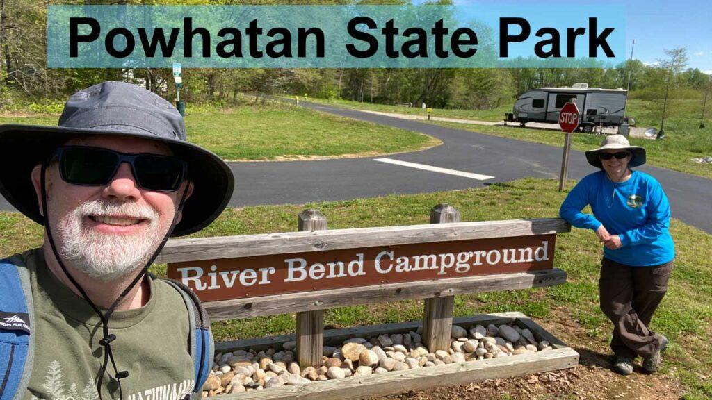 Powhatan State Park YouTube Video Thumbnail