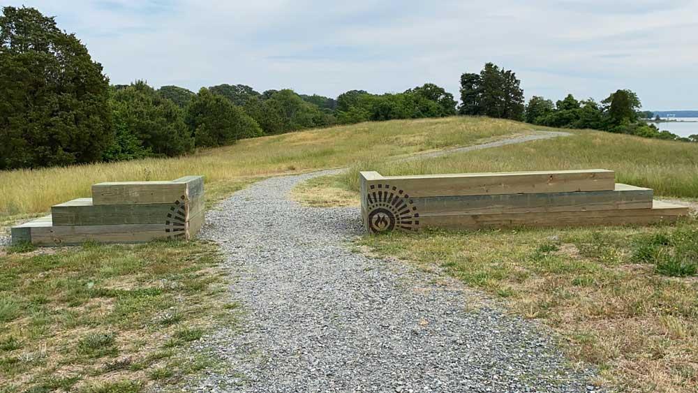 Machicomoco State Park Interpretive Trail