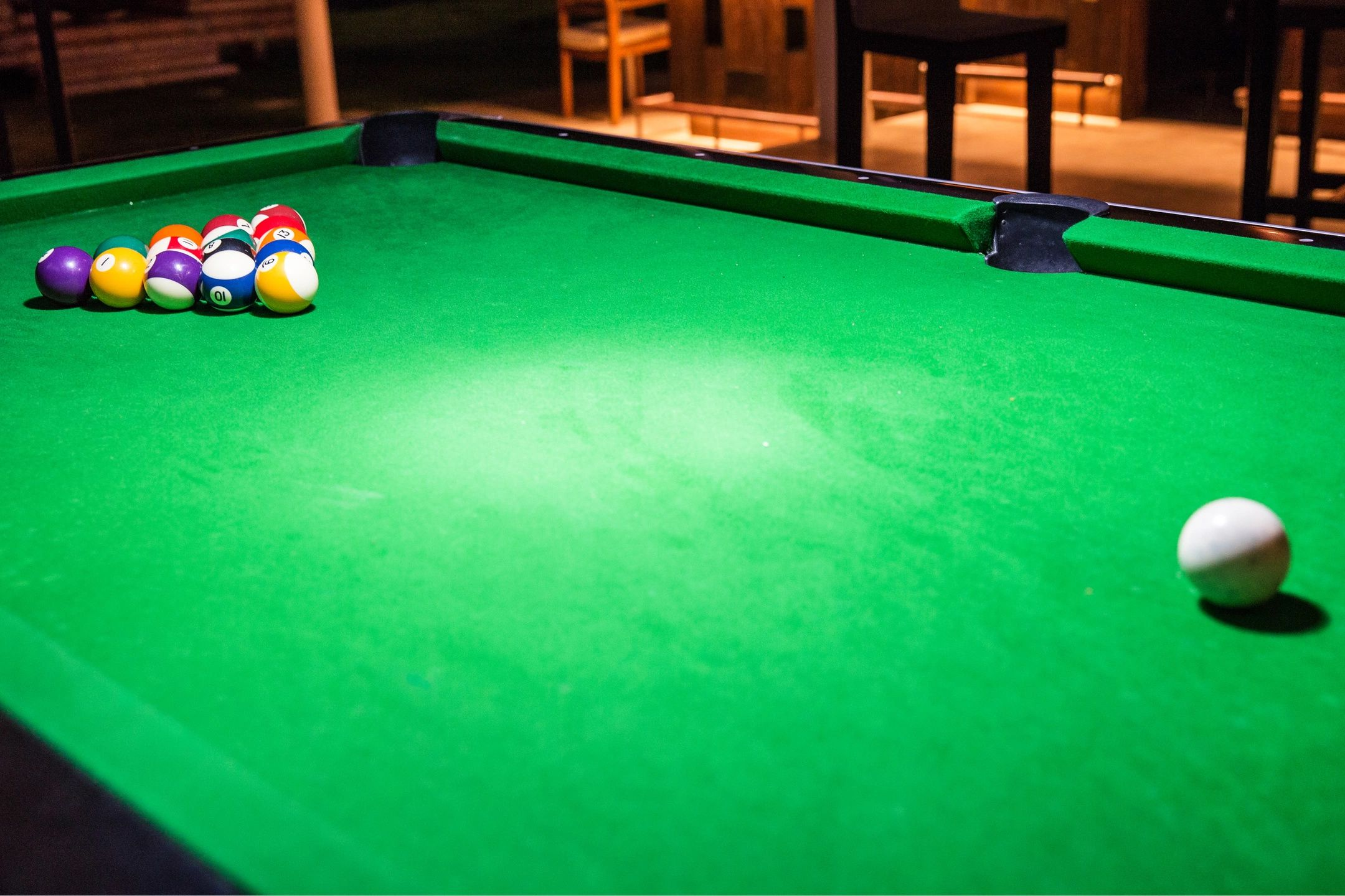 Who is the typical pool table buyer?