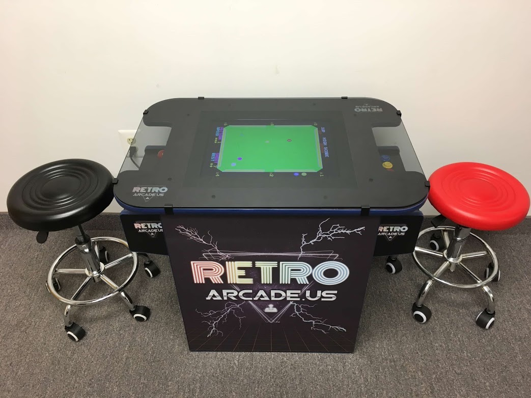 Customized Classic Video Game Consoles