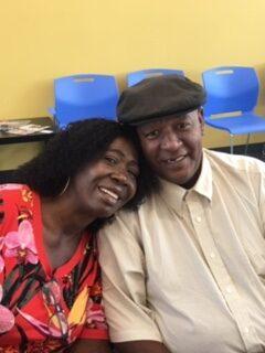 Freddie and Loranne Stokes