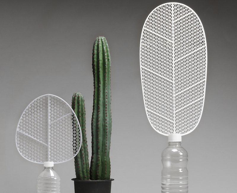 """Designer suíço projeta utensílio para """"criar"""" água potável"""