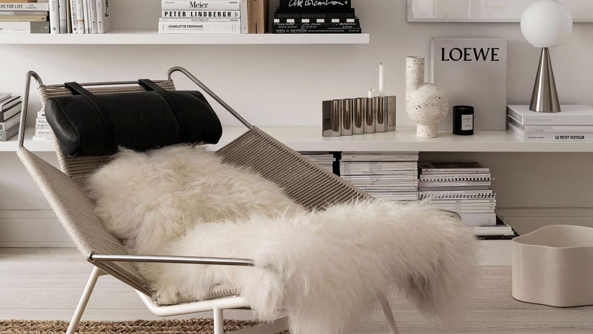 Ícones do design:  Flag Halyard Chair, de Hans Wegner